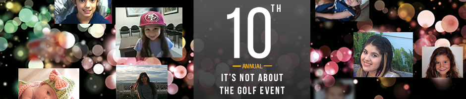 10th Annual It's Not About the Golf Tournament